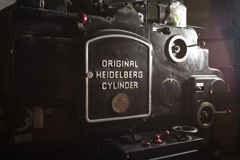 Stampa online Heidelberg Cylinder: L'Aranciata Amara