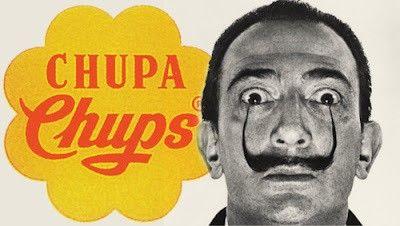idee per loghi chupa chups