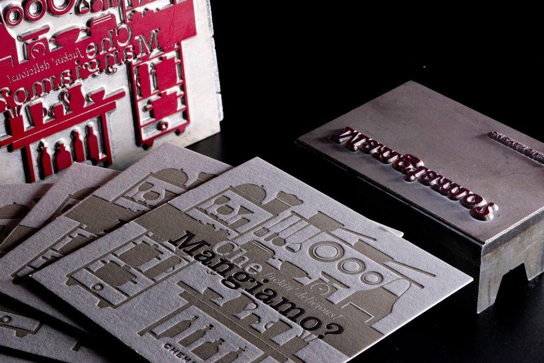 Carte de visite letterpress : une expérience non seulement visuelle: Carte de visite letterpress : présenté avec élégance grâce à la carte de visite letterpress ! Visitez le site web Sprint24 et impression parfaite de tickets !