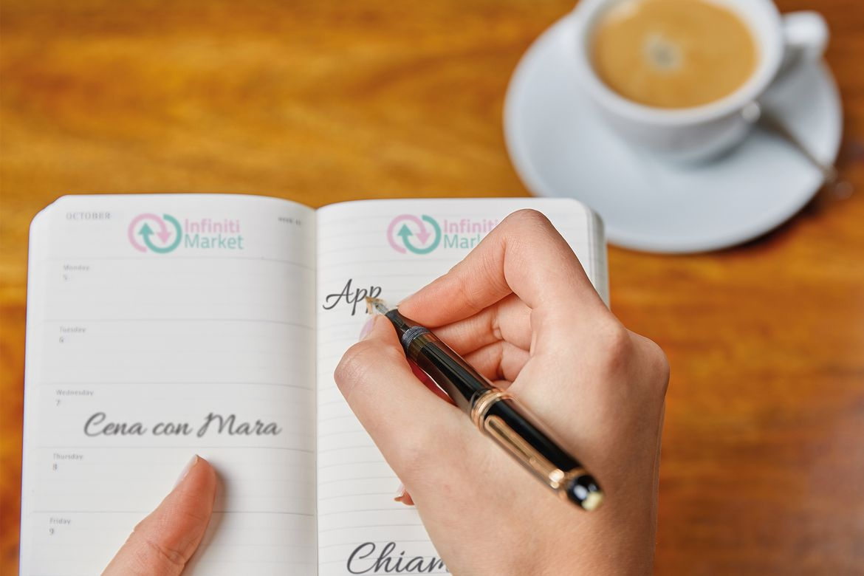 Stampa online agenda caffe