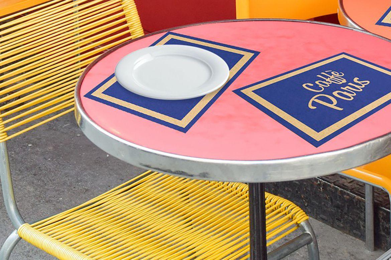 Imprimer un set de table: Voulez-vous ouvrir un restaurant? Faites connaître votre marque aux clients: imprimer un ensemble de tableaux sur Sprint24.