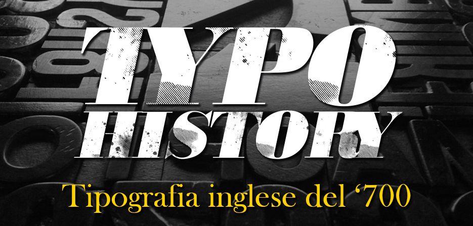 Typo History Tipografia Inglese: Hi everyone, welcome to this new appointment with Typohistory... welcome to the rainy land of England! Dalla Francia, su una barchetta di legno che h…