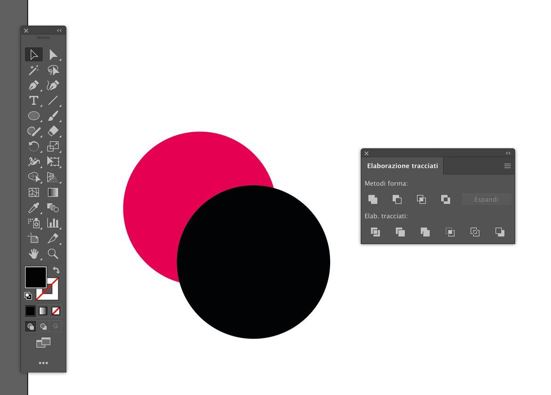 Come creare un logo con illustrator metodi forma