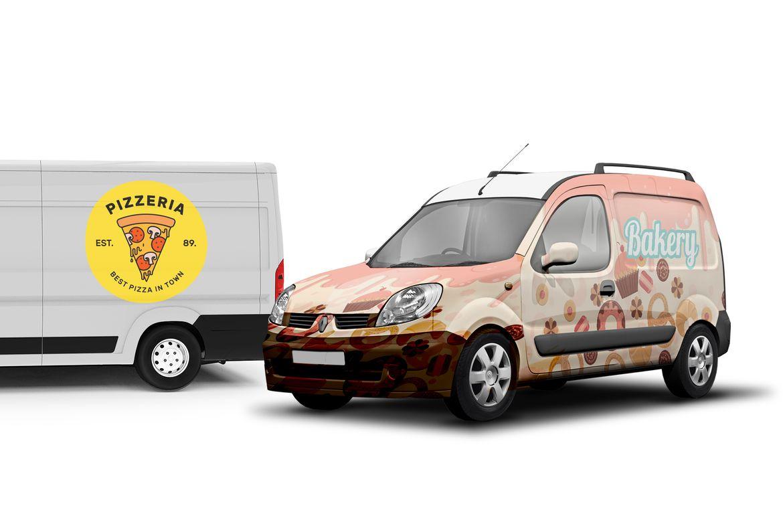 Stampa online pvc adesivo wrap automobile