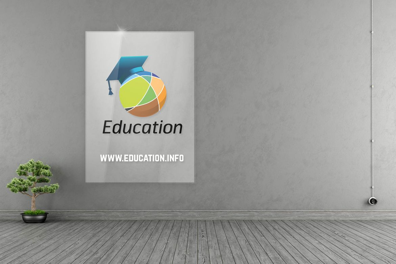 Stampa online Plexiglass Trasparent Education