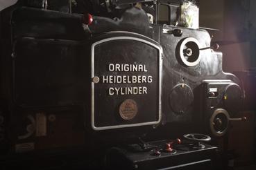 Heidelberg Cylinder: L'Aranciata Amara