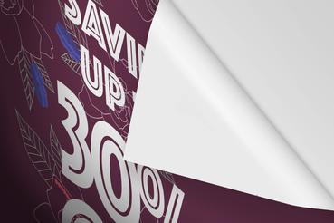 Adesivi in pvc grande formato, vetrofanie, calpestabile: Stampa su PVC Roma. Configura e ordina la stampa su PVC dei tuoi adesivi per ogni superficie e formato con Rotostampa, la tipografia online professionale