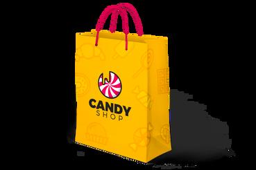 Shopper: •  Tanti modelli disponibili •  Cordino colorato •  Finitura soft touch, lucida e opaca