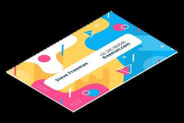 Imprimez vos cartes de visite: Commandez En Ligne: Cartes de visite extra épaisses en carton de 400 gr super rigide. Chez Sprint24 vous pouvez imprimer vos cartes de visite personnalisèes à prix avantageux!