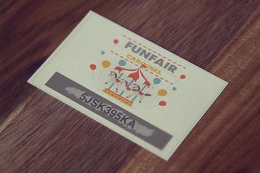 Ticket à gratter personnalisée : créez votre propre version en ligne: Ticket à gratter personalise: découvrez comment imprimer ticket à gratter en ligne sur Sprint24. Découvrez tous les avantages de l'impression en ligne!