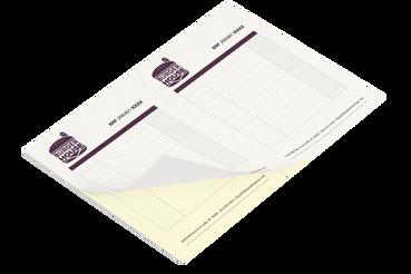 Ricevute fiscali: • Cura dei dettagli • Funzionali e di qualità • Controlo base del file gratuito