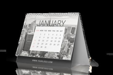Desk Calendars - Customisable template