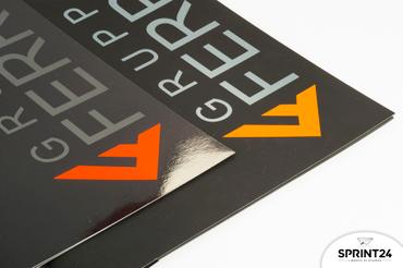 Online printing Gruppo Ferro Folders