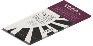 Blocchi numerati, ingresso: •  Blocchi da 25, 50 o 100 fogli •  Rilegati a colla riposizionabile •  Disponibili in 6 formati standard