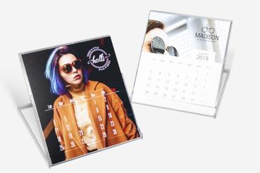 Calendario da Tavolo con basetta