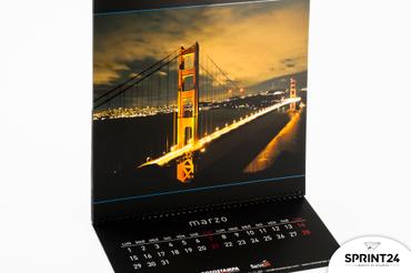 Online printing Rotostampa 2010 Wall calendar
