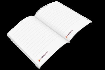 Personnalisez votre bloc-notes sur Sprint24: la Typographie en ligne: Outil de travail et de promotion exceptionnel. Sur Sprint24 vous pouvez configurer et commander vos blocs-notes en ligne. C'est facile et rapide.