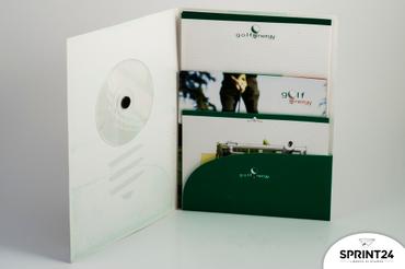 Online printing Natuna Esco Folders