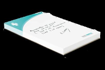 Blocco Ricettario Personalizzato: Stampa Online, Conviene!: Ordina online i tuoi blocchi ricettario personalizzati su Sprint24, la tipografia online che ti fa risparmiare! Per ogni studio medico che vuole distinguersi.
