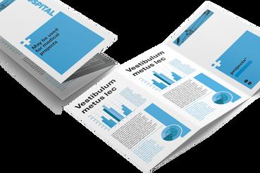 Stampa Depliant, Pieghevoli e Brochure Online: Stampa depliant, pieghevoli e brochure Online. Con Sprint24 puoi stampare il tuo depliant e i tuoi pieghevoli online a prezzi convenienti. Scopri di più!