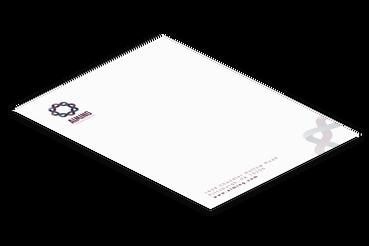Papier à Entête: Configurez, Commandez et Imprimez en Ligne à des Prix très Avantageux!: N'utilisez pas n'importe quelle feuille! Pour vos lettres, choisissez le papier à entête. Avec Sprint24, vous pouvez le configurer et le commander en ligne à des prix vraiment avantageux.