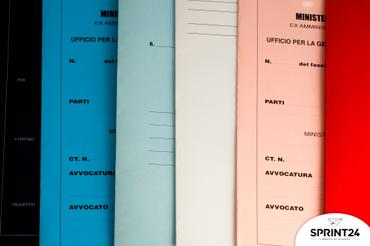 Online printing Promo Folders in Formosa