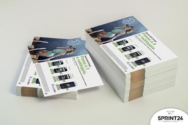Impression flyer : lisez en un clin d'œil !: Impression flyer : découvrez comment réaliser une impression flyer parfaite en ligne directement en ligne avec Sprint24. Découvrez tous les avantages de l'impression flyer en ligne : LISEZ CET ARTICLE POUR EN SAVOIR PLUS SUR LE IMPRESSION FLYER