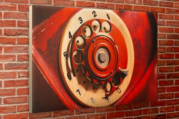 Stampa diretta su legno: Stampa diretta su legno. Le stampe dirette su legno sono l'ideale per rappresentare immagini d'alta qualità in un giusto mix tra unicità, bellezza e stile.