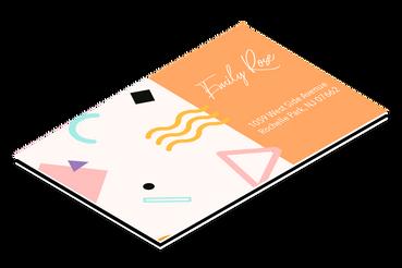Biglietti da visita Accoppiati: * Tre strati di carta, un unico biglietto * 6 colori centrali differenti * Creativo e originale