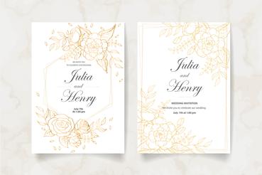 Quanto prima bisogna stampare le partecipazioni di nozze?: Hai stabilito la data del matrimonio, la location e  la lista degli invitati? Scopri come stampare le partecipazioni di nozze da dare ai tuoi invitati.