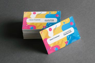 Online printing card Dodge