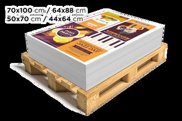 Stampa Fogli Macchina Grandi Online: Stampa online intere plance di fogli macchina grandi con Sprint24, qualità al prezzo giusto. Il Foglio Macchina Grande è un prodotto per professionisti del settore.