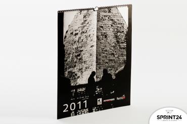 Online printing Rotostampa 2011 Wall calendar