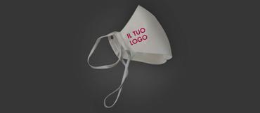 Stampa online Slide Mascherine Tessuto