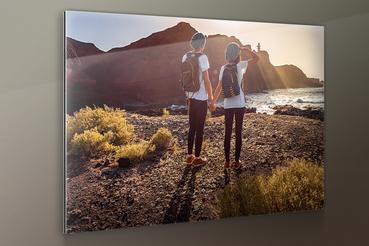 Stampa di foto su alluminio Dibond: Stampa di foto su alluminio Dibond. Grazie alla stampa fotografica Kodak su alluminio avrai la garanzia di esporre immagini dai colori pieni, nitidi e vivaci.