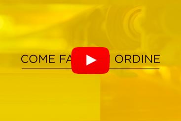 Come fare un ordine: Se hai bisogno di aiuto per effettuare un ordine sul nostro sito, guarda questo breve video!     Scegli il prodotto di cui hai bisogno e configuralo secondo le tue necessità, scegliendo numero di pagine, carta ecc.    Allega il file se già lo h…