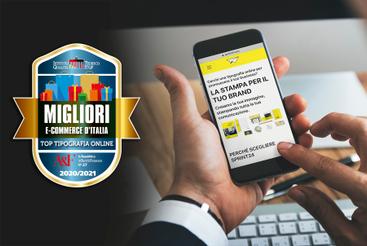 Migliori negozi online: Sprint24 tra i primi per la qualità: Vuoi fare acquisti tipografici sul web in maniera pratica e veloce? Scopri i servizi di Sprint24, la tipografia che si è classificata tra i migliori e-commerce 2020.