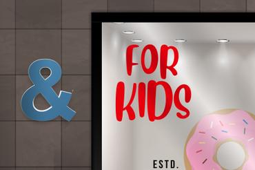 Imprimez en ligne vos Logos et inscriptions pré-espacés adhésifs et 3d et économisez!: Pour imprimer des adhésifs avec des lettres, des images et des logos en PVC et personnaliser votre vitrine, comptez immédiatement sur Sprint24!