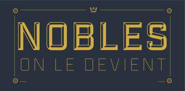 """nobles on le devient: Ennoblir, dans le langage de la technique et de l'industrie,  signifie """"soumettre un produit à des traitements qui en améliorent la qualité et en augmentent la valeur"""".   En typographie il y a beaucoup de traitements et plusieurs techniques qui au…"""