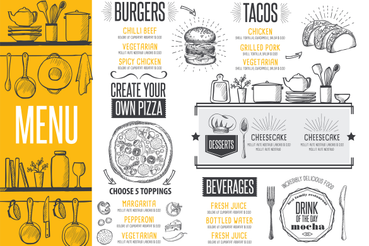 Come fare branding con le tovagliette personalizzate per ristoranti: Hai un ristorante, un pub o un bistrot? Realizza delle tovagliette americane personalizzate per accrescere la notorietà del tuo brand.