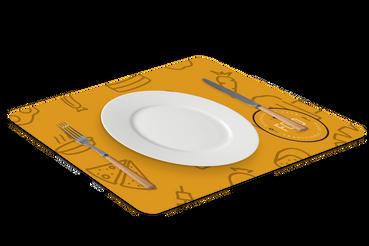 tovagliette per ristorante personalizzate