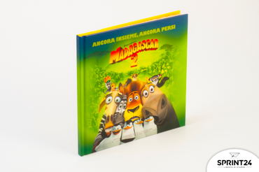 Imprimer en ligne Livre cartonné Madagascar 2