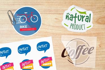 Stampa Adesivi Personalizzati Online, Etichette e Stickers: Stampa adesivi personalizzati online, etichette, stickers e sigilli con Sprint24 per realizzare una campagna promozionale d'impatto e farti conoscere.