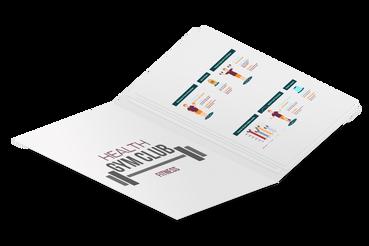 Cartelline semplici: * Semplicemente pratiche * Per poca documentazione * 2 template pronti