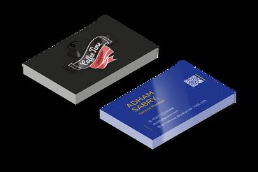 Impression carte de visite en ligne: Impression carte de visite en ligne sur papier et polyester. Chez Sprint24 vous pouvez imprimer vos cartes de visite personnalisèes à prix avantageux!
