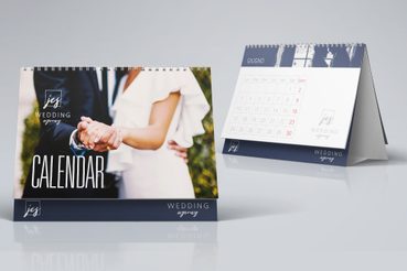 Stampa online Calendario Da Tavolo Wedding