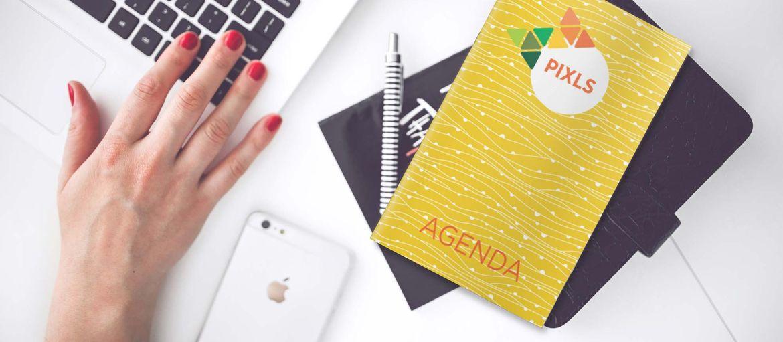 Online printing Pocket Calendar Agenda