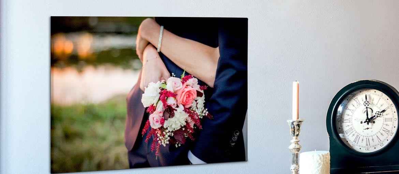 Stampa online fotoquadro fiori