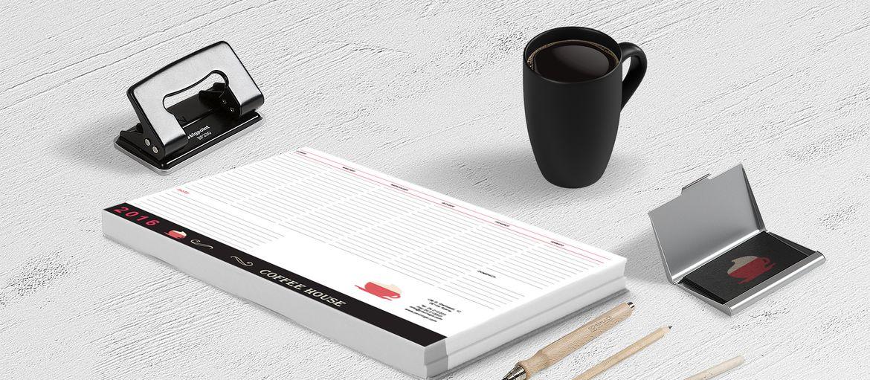Stampa online Planning A4
