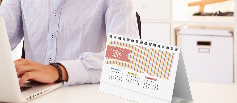 Calendrier de table personnalisé : quelques idées de cadeaux: Calendrier de table personnalisé : choisir des cadeaux de Noël pour vos amis et collègues sur sprint24, trouver des calendriers de table